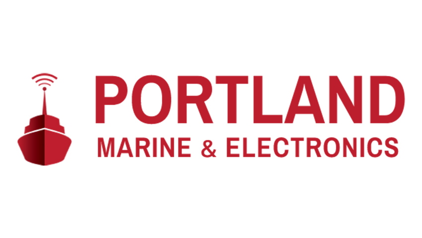 Portland Marine & Electronics Logo - Fishing Oregon - St. Laurent Guide Service