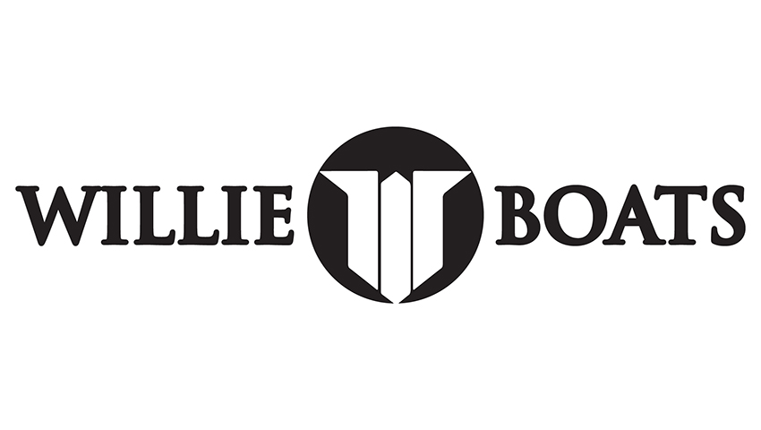 Willie Boats Logo - Fishing Oregon - St. Laurent Guide Service